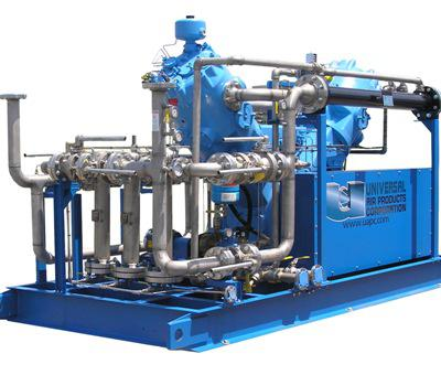 Global Process Gas Compressor Market 2017 - Atlas Copco,