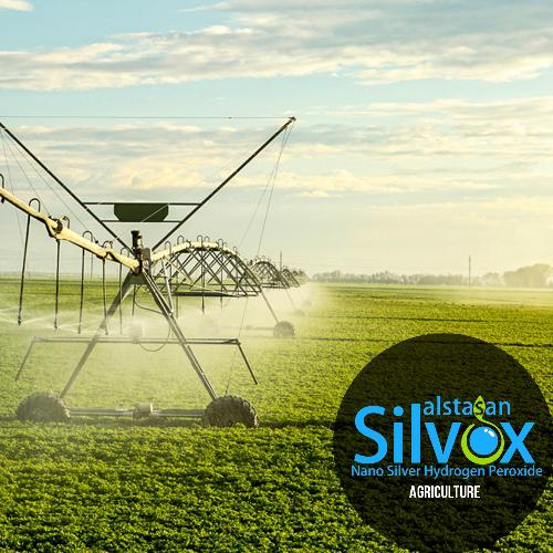 Alstasan Silvox - silver hydrogen peroxide based agriculture disinfectant