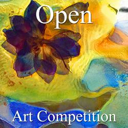 "Call for Art - 7th Annual ""Open"" (No Theme) Online Art Competition"