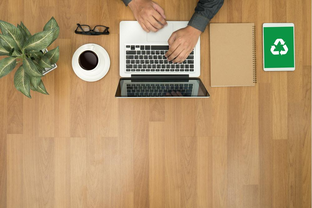 Steps to Make Your Office Greener