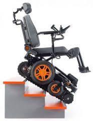 Automatic Wheelchair Stair Climber