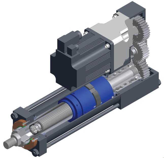 Electromechanical Cylinders
