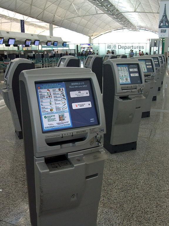 Airport Kiosks Market