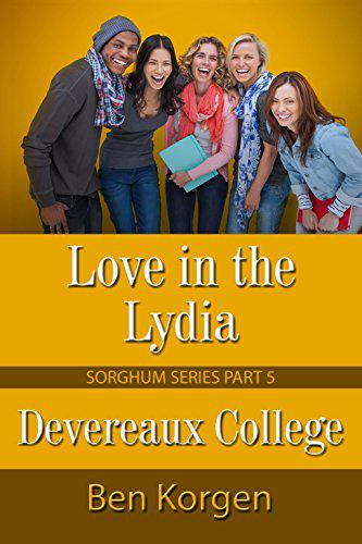 "FED Publishing Releases New Book, ""Love in the Lydia Devereaux"