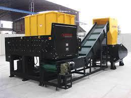 Industrial Shredder Machines Market