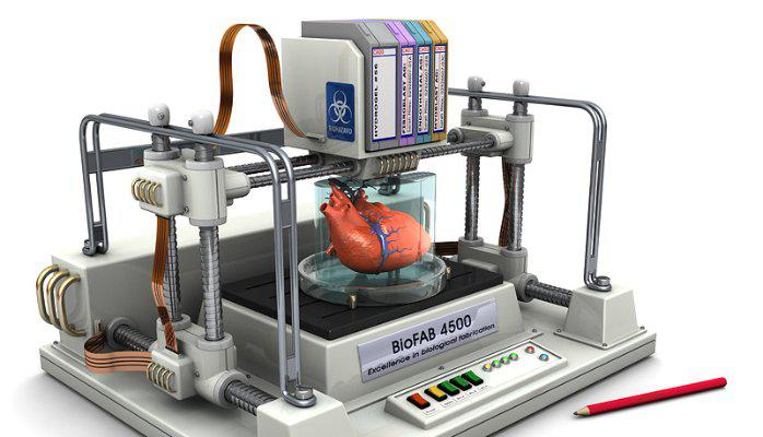 Gaining popularity of 3D printing technology driving 3D