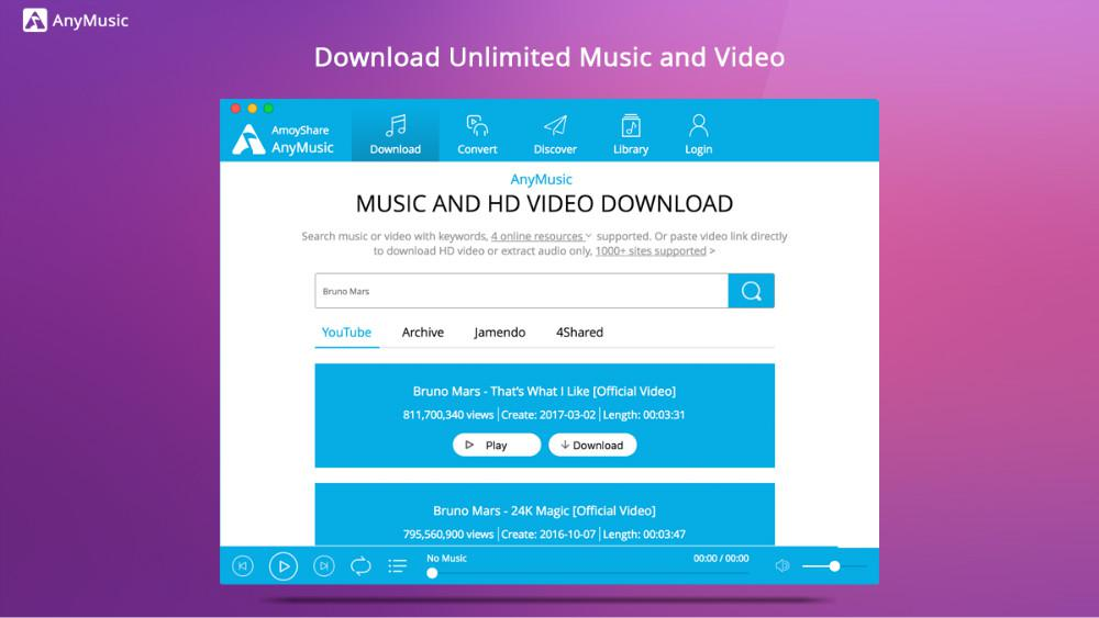 AnyMusic - The Best Music Downloader
