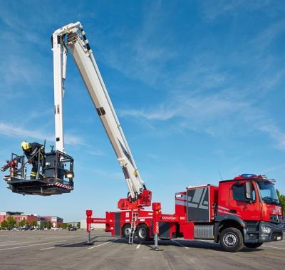 Global Aerial Platform Vehicles Market Size and Forecast 2022 -