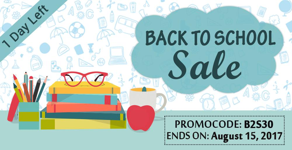 uCertify Is Closing Its Back To School Sale On 15 August 2017