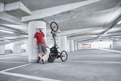 Impressive performance, modular structure, low price: the new TRIGO from HASE BIKES.