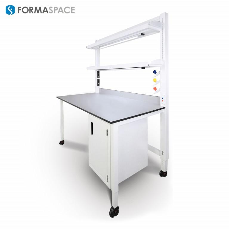 Integrated Lab Services Bench, Triton