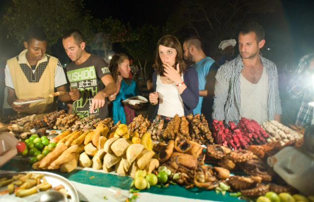 Forodhani Gardens, Stone Town Food Festival