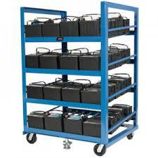 Global Battery Racks Market 2017 - Newton Instrument Co.,