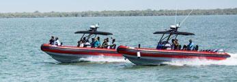 ASIS Patrol and Surveillance Boats