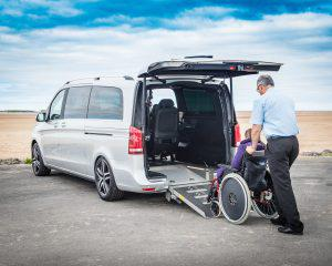 Wheelchair Accessible Vehicle Converter