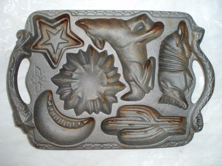 Ordinary Cast Iron Mold