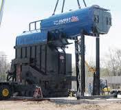 Industrial Biomass Boiler