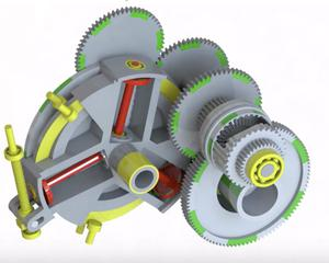 Continuously Variable Transmissions (CVT) Market