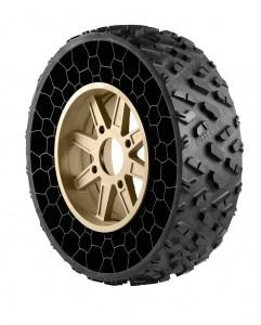 Global Automotive Airless Tires Market by key players -