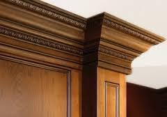 Wood Crown Moulding