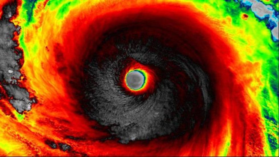 The Wrath of Hurrican Irma