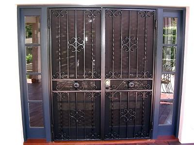 Security Door Market