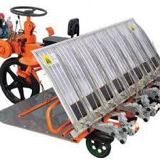 Global Rice Transplanter Market 2017 - Yanmar, Kubota, Branson,