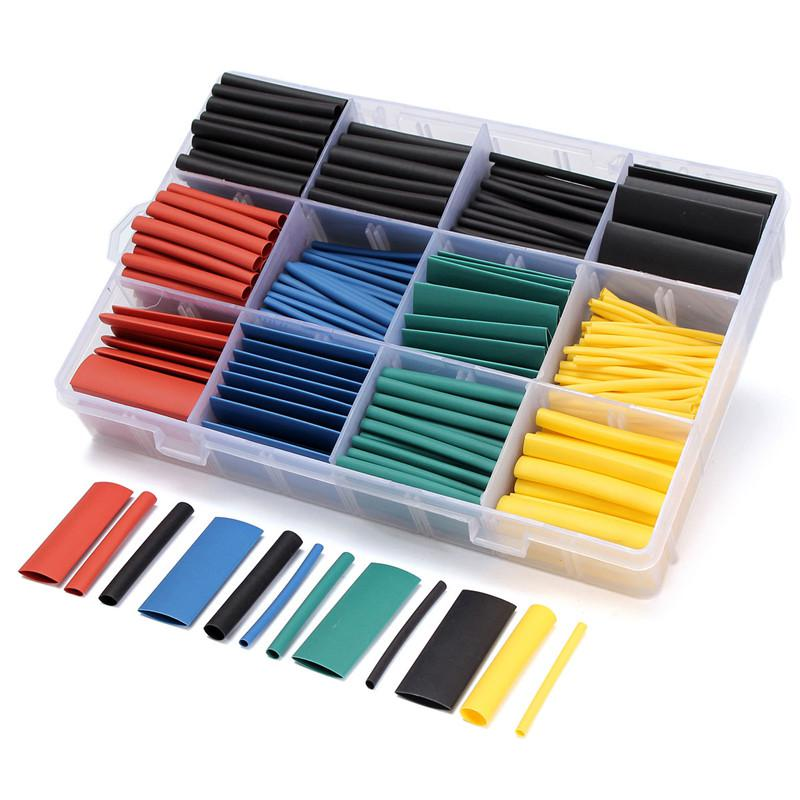 Global Heat Shrink Tubing Kits Market