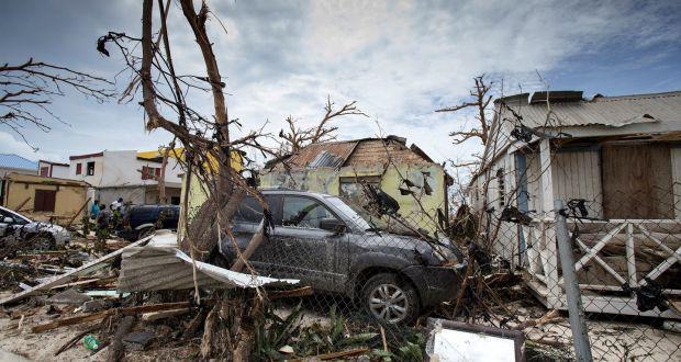 Hurricane Irma's Destruction