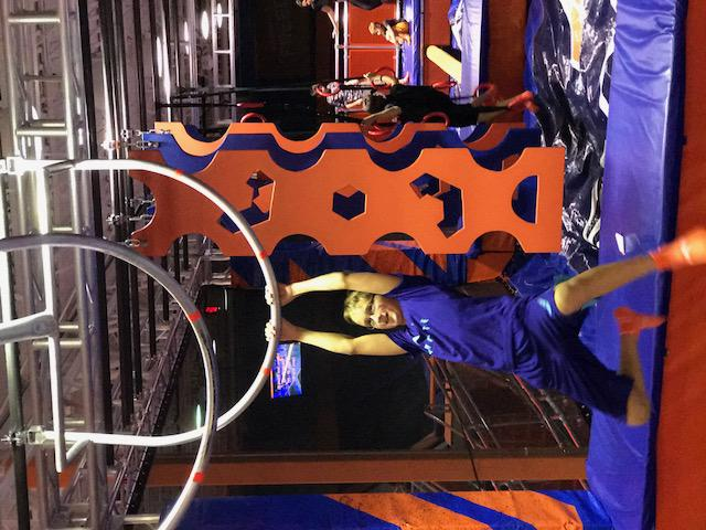 Ninja Warrior Course will be one of many attractions at Sky Zone Greenfield