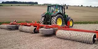 Agricultural Rollers Market