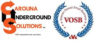 Carolina Underground Solutions Awarded Veteran Owned Status