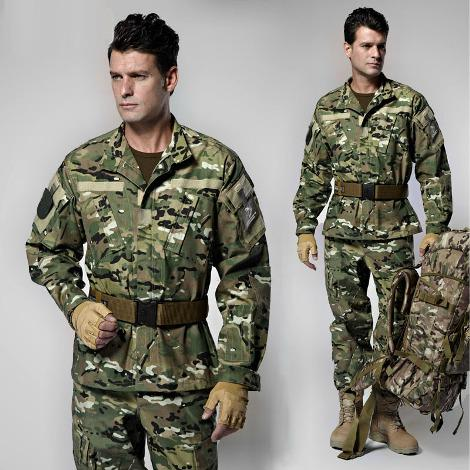 Global Military Camouflage Uniform Market 2017 Outlook - Crye