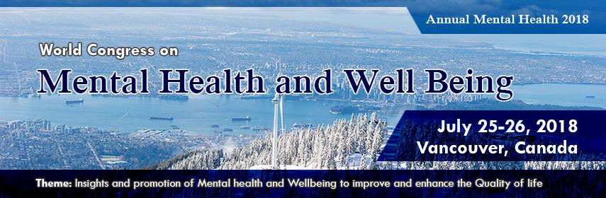 Annual mental health conference 2018