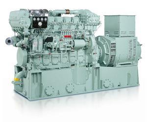 Global Marine Auxiliary Engines Market