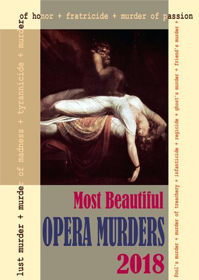 "Murder with music: ""Most Beautiful Opera Murders"""