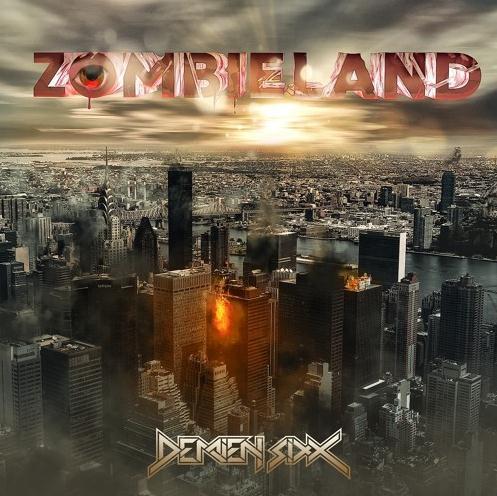"Demien Sixx - ""Straight Outta Zombieland"""