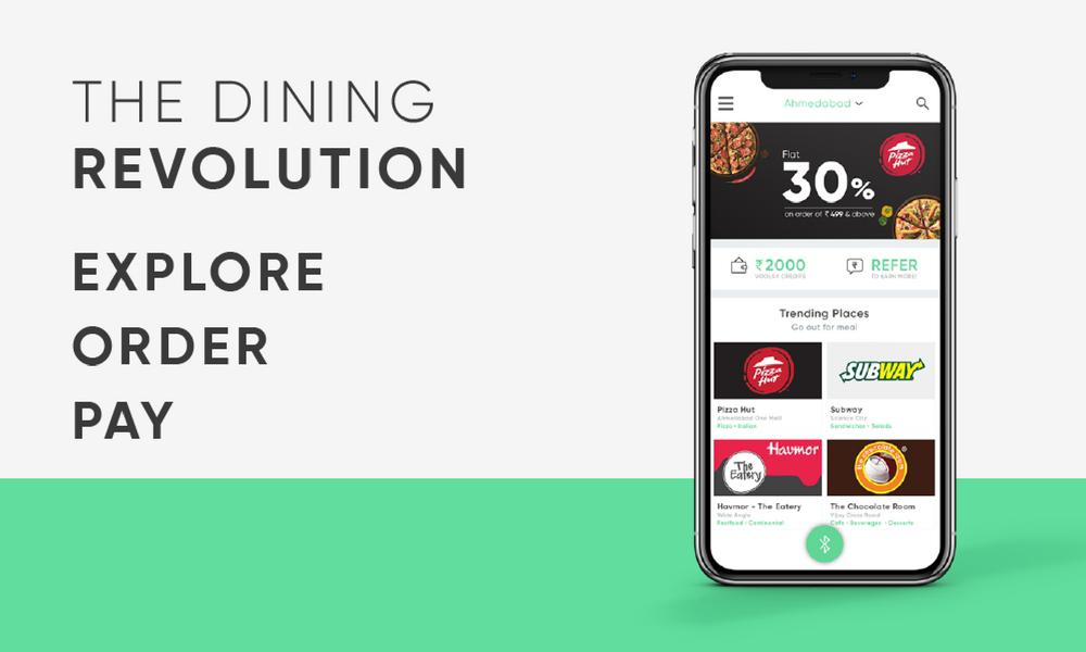 Redesigned Voolsy makes the dine-out easier, faster & offers
