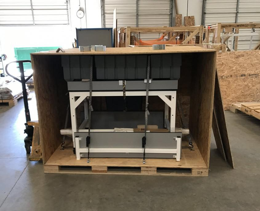 Formaspace Shipping Crate