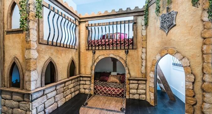 Pirates of the Caribbean Themed Bedoroom