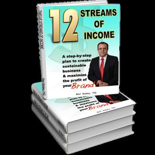 NEW BOOK - 12 Streams of Income