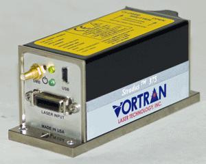 Vortran laser diode module 375 nm