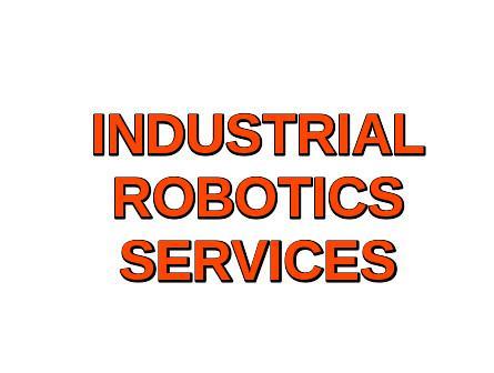 Industrial Robotics Services