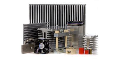 GD Rectifiers' Aluminium Heat Sinks