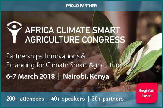 Africa Climate Smart Agriculture Congress 2018