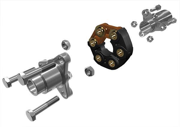 OPTIMAL: Flexible couplings - Made in Germany