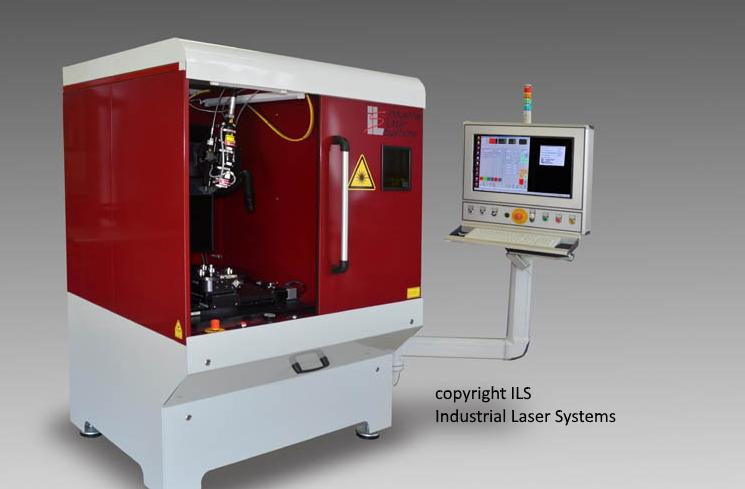 CUSTOMIZED LASER SYSTEMS AND MACHINES FOR MEDICAL ENGINEERING /