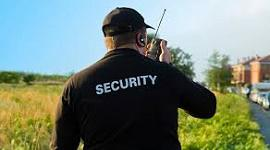 Manned Security Services (Picture Courtesy)