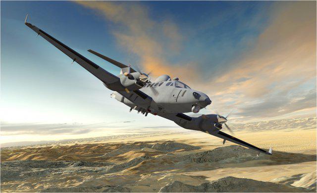 Airborne Intelligence Surveillance and Reconnaissance