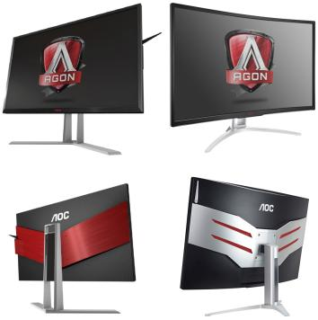 AOC has a suitable AGON model for every gamer